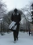 Памятник Лермонтова Ставрополь