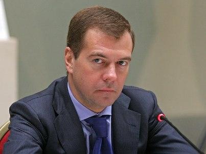 Медведев прилетит в Ставрополь!