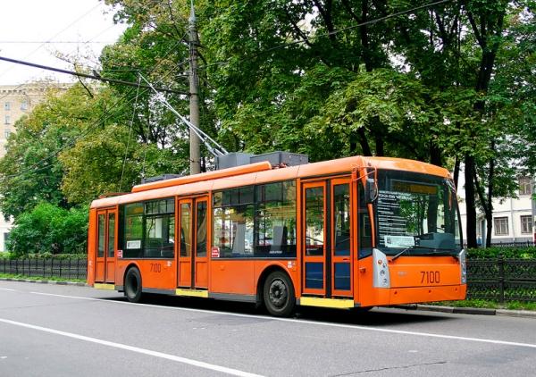 Безрогий троллейбус